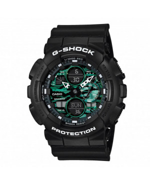 Sportowy zegarek męski CASIO G-Shock Original GA-140MG-1AER (GA140MG1AER)