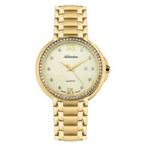 ADRIATICA A3812.1181QZ Elegancki zegarek damski