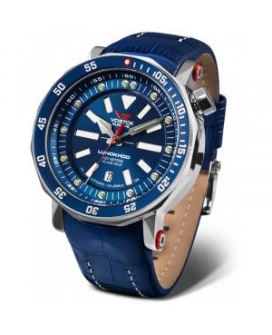 Sportowy zegarek męski VOSTOK EUROPE Lunokhod 2 Automatic Limited Edition NH35A/620A634 (NH35A620A634)