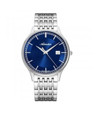 Szwajcarski klasyczny zegarek męski ADRIATICA A8315.5115Q (A83155115Q)