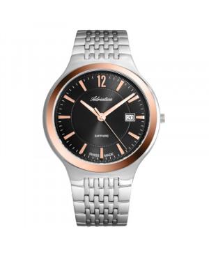 Szwajcarski elegancki zegarek męski ADRIATICA A8296.R156Q (A8296R156Q)