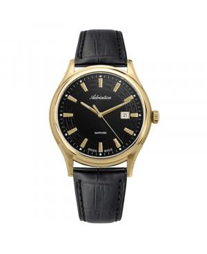 Szwajcarski elegancki zegarek męski ADRIATICA A2804.1216Q (A28041216Q)