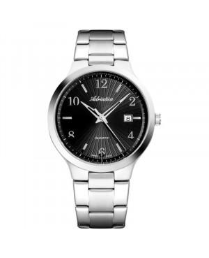 Szwajcarski elegancki zegarek męski ADRIATICA A1006.5154Q (A10065154Q)