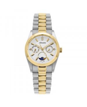 Szwajcarski biżuteryjny zegarek damski ADRIATICA A3802.2193QF (A38022193QF)