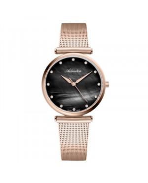 Szwajcarski biżuteryjny zegarek damski ADRIATICA A3712.914MQ (A3712914MQ)