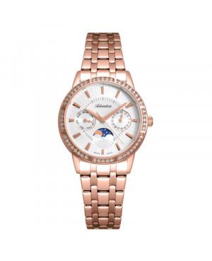 Szwajcarski biżuteryjny zegarek damski ADRIATICA A3601.9113QFZ (A36019113QFZ)