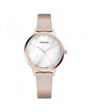 Szwajcarski biżuteryjny zegarek damski ADRIATICA A3572.914FQ (A3572914FQ)
