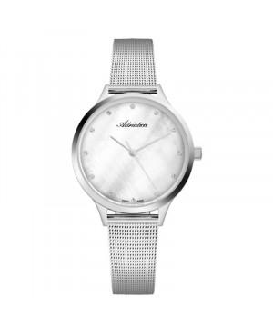 Szwajcarski biżuteryjny zegarek damski ADRIATICA A3572.514FQ (A3572514FQ)