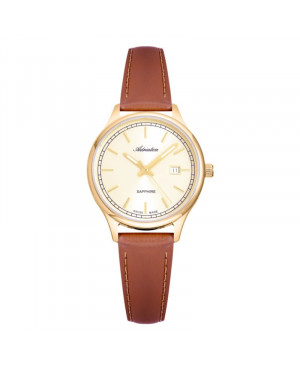Szwajcarski klasyczny zegarek damski ADRIATICA A3193.1B11Q (A31931B11Q)