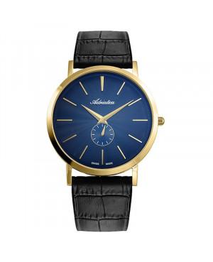 Szwajcarski klasyczny zegarek męski ADRIATICA A1113.1215Q (A11131215Q)