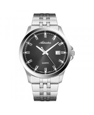 Szwajcarski klasyczny zegarek męski ADRIATICA A8304.5116QA (A83045116QA)