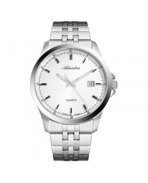Szwajcarski klasyczny zegarek męski ADRIATICA A8304.5113QA (A83045113QA)