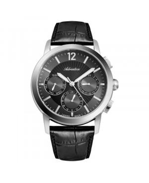 Szwajcarski elegancki zegarek męski ADRIATICA A8273.5254QF (A82735254QF)