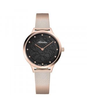 Szwajcarski biżuteryjny zegarek damski ADRIATICA A3572.9144QN (A35729144QN)