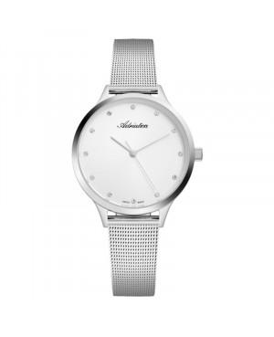 Szwajcarski elegancki zegarek damski ADRIATICA A3572.5143Q (A35725143Q)