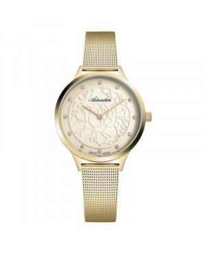 Szwajcarski elegancki zegarek damski ADRIATICA A3572.1141QN (A35721141QN)