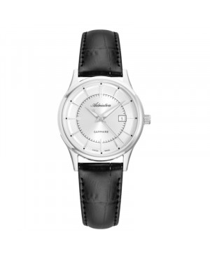 Szwajcarski klasyczny zegarek damski ADRIATICA A3196.5213Q (A31965213Q)