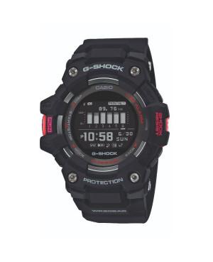 Sportowy zegarek męski CASIO G-Shock G-Squad GBD-100-1ER (GBD1001ER)