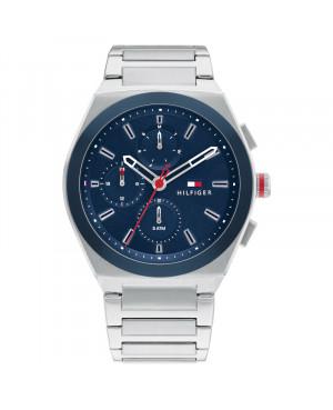 Modowy zegarek męski TOMMY HILFIGER Connor 1791896