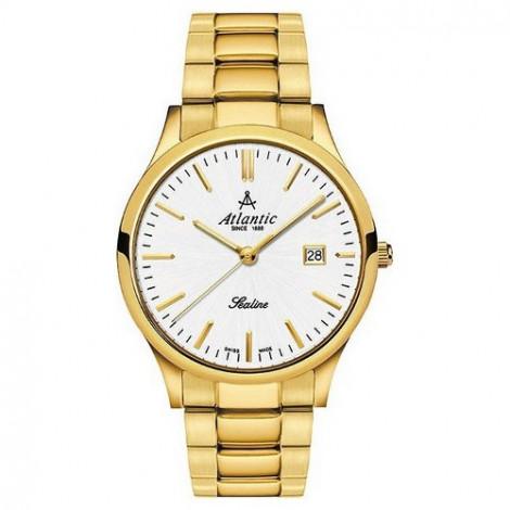 Klasyczny zegarek męski Atlantic Sealine 62346.45.21 (623464521)