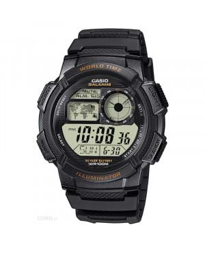 Sportowy zegarek męski Casio Collection AE-1000W-1AVEF (AE1000W1AVEF)