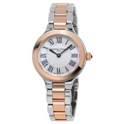 Szwajcarski, klasyczny zegarek damski FREDERIQUE CONSTANT Delight FC-200M1ER32B (FC200M1ER32B)