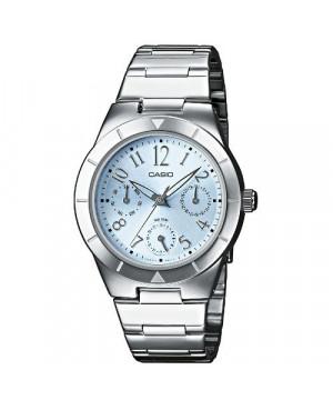 Klasyczny zegarek damski Casio Collection LTP-2069D-2A2VEF (LTP2069D2A2VEF)