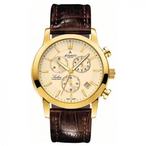 Sportowy zegarek damski Atlantic Sealine 62450.45.31 (624504531)