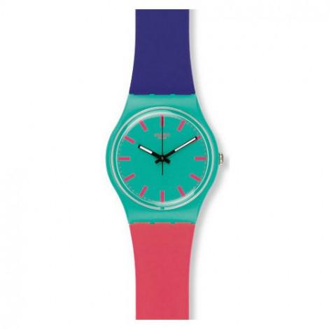 SWATCH GG215 zegarek szwajcarski SHUNBUKIN damski na pasku