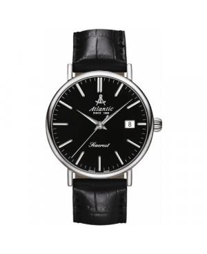 Klasyczny zegarek męski Atlantic Seacrest 50354.41.61 (503544161)