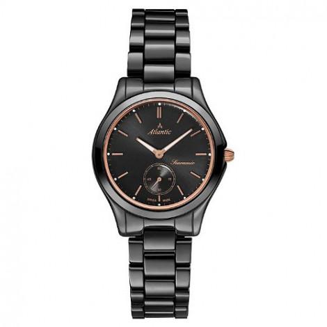 Klasyczny zegarek damski Atlantic Searamic 92346.64.61R (923466461R)