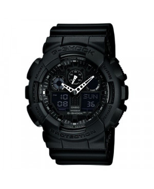 CASIO GA-100-1A1ER Sportowy zegarek męski Casio G-Shock