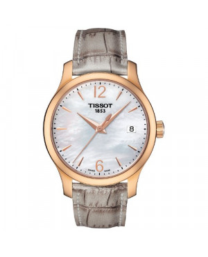 TISSOT T063.210.37.117.00 Tradition Lady (T0632103711700)