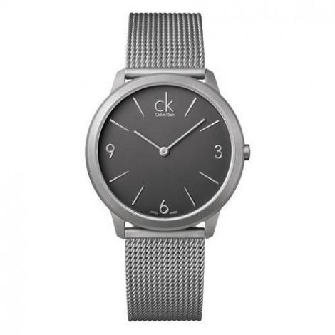 Szwajcarski zegarek męski CK CALVIN KLEIN MINIMAL K3M51154