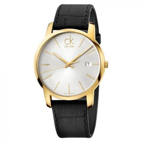 Szwajcarski zegarek męski CK CALVIN KLEIN CITY K2G2G5C6