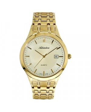 ADRIATICA A1236.1111Q Elegancki zegarek męski