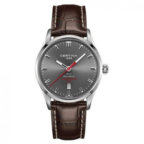 Szwajcarski, klasyczny zegarek męski Certina DS-2 Ole Einar Bjoerndalen Limited Edition C024.410.16.081.10 (C0244101608110)