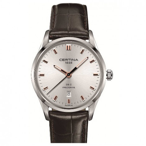 Szwajcarski, klasyczny zegarek męski Certina DS-2 Gent C024.410.16.031.21 (C0244101603121)