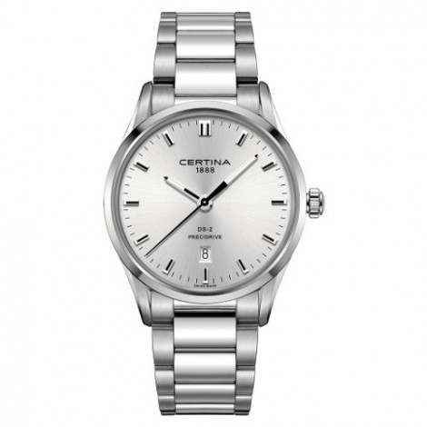 Szwajcarski, klasyczny zegarek męski Certina DS-2 Gent C024.410.11.031.20 (C0244101103120)