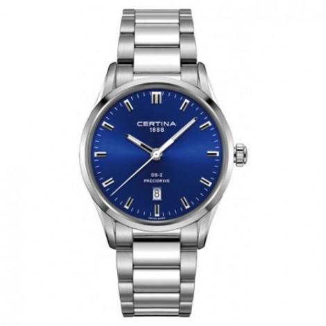 Szwajcarski, klasyczny zegarek męski Certina DS-2 Gent C024.410.11.041.20 (C0244101104120)