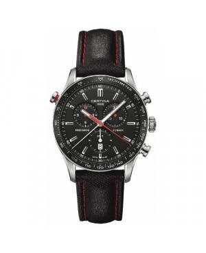 Szwajcarski, sportowy zegarek męski Certina DS-2 Chronograph Flyback C024.618.16.051.00 (C0246181605100)
