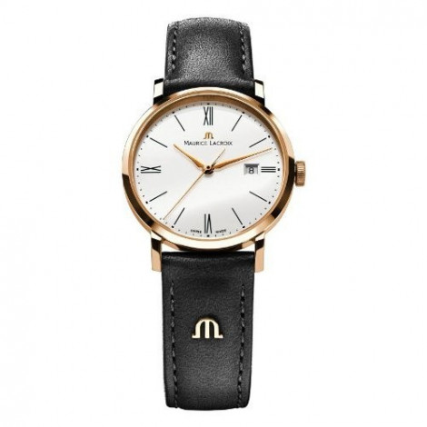 Szwajcarski, zegarek damski MAURICE LACROIX Eliros Date Ladies EL1084-PVP01-112 (EL1084PVP01112)