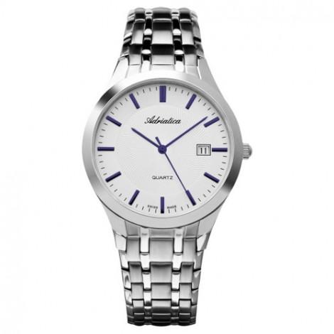 ADRIATICA A1236.51B3Q Elegancki zegarek męski