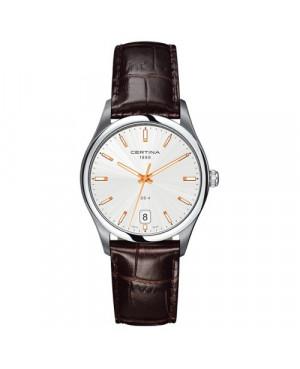 Szwajcarski, klasyczny zegarek męski Certina DS-4 Big Size C022.610.16.031.01 (C0226101603101)