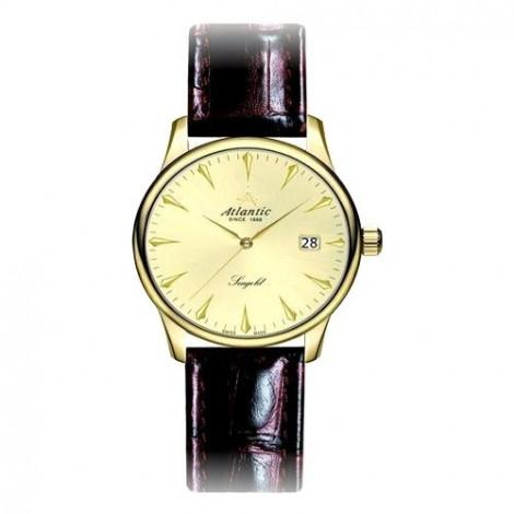 Klasyczny zegarek męski Atlantic Seagold 95343.65.31 (953436531)