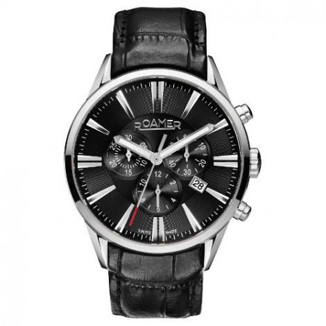 Szwajcarski zegarek męski ROAMER Superior Chrono 508837 41 55 05
