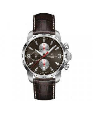 Szwajcarski, sportowy zegarek męski Certina DS Podium Chronograph Automatic C001.427.16.297.00 (C0014271629700)