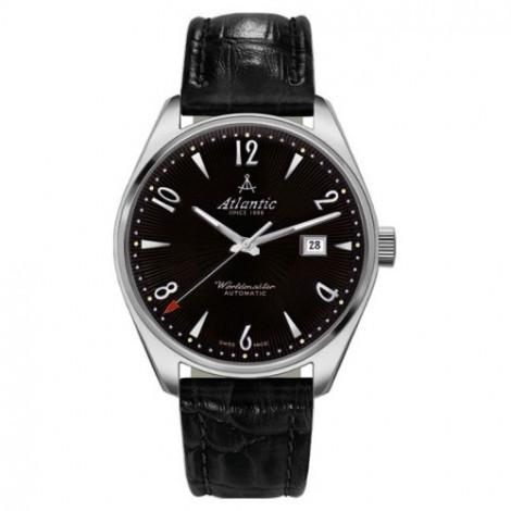 Klasyczny zegarek męski Atlantic Worldmaster 51752.41.65S (517524165S)