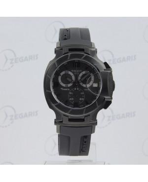 Szwajcarski zegarek męski Tissot T-Race T048.417.37.057.00 Zegaris Rzeszów