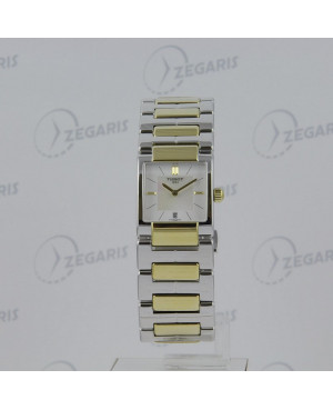 Szwajcarski zegarek damski Tissot T02 T090.310.22.111.00 Zegaris Rzeszów